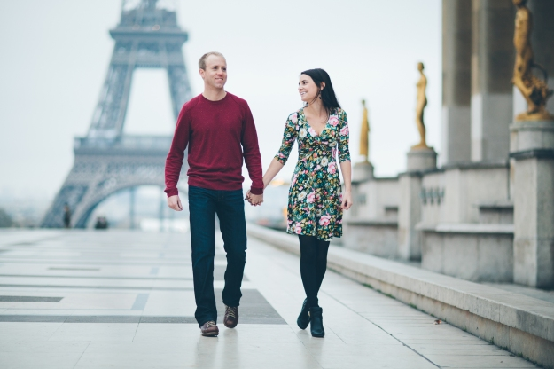 Paris couples/love shoot
